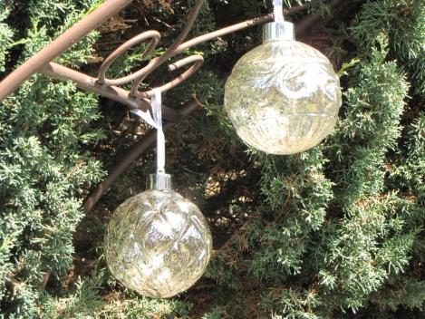 Christbaumkugeln Champagnerfarben.Christbaumkugeln Aus Glas Und Plastik Angels Garden Dekoshop