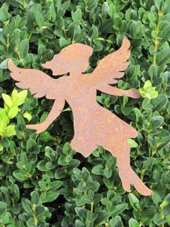Lünemann Edelrost Windspiel Baum