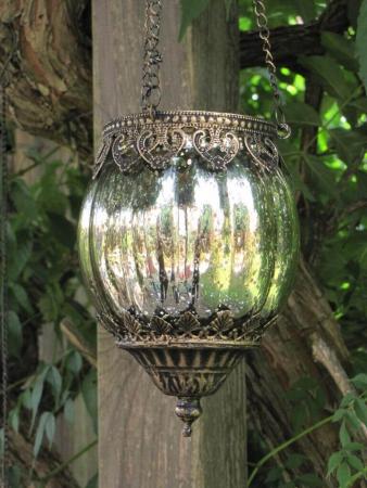 Windlichter Aus Edelrost Und Glas In Verschiedenen Ausführungen