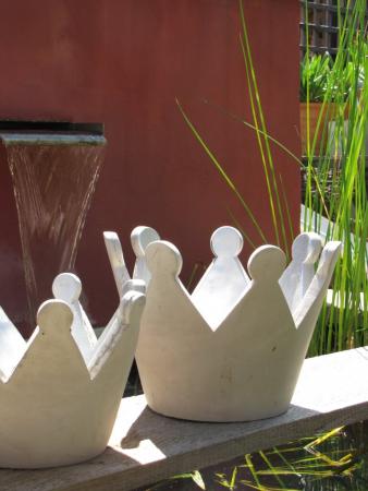 Selbstgemachte Beton Deko Für Den Garten Angels Garden Dekoshop