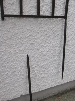 rankgitter zabonetti aus metall angels garden dekoshop. Black Bedroom Furniture Sets. Home Design Ideas