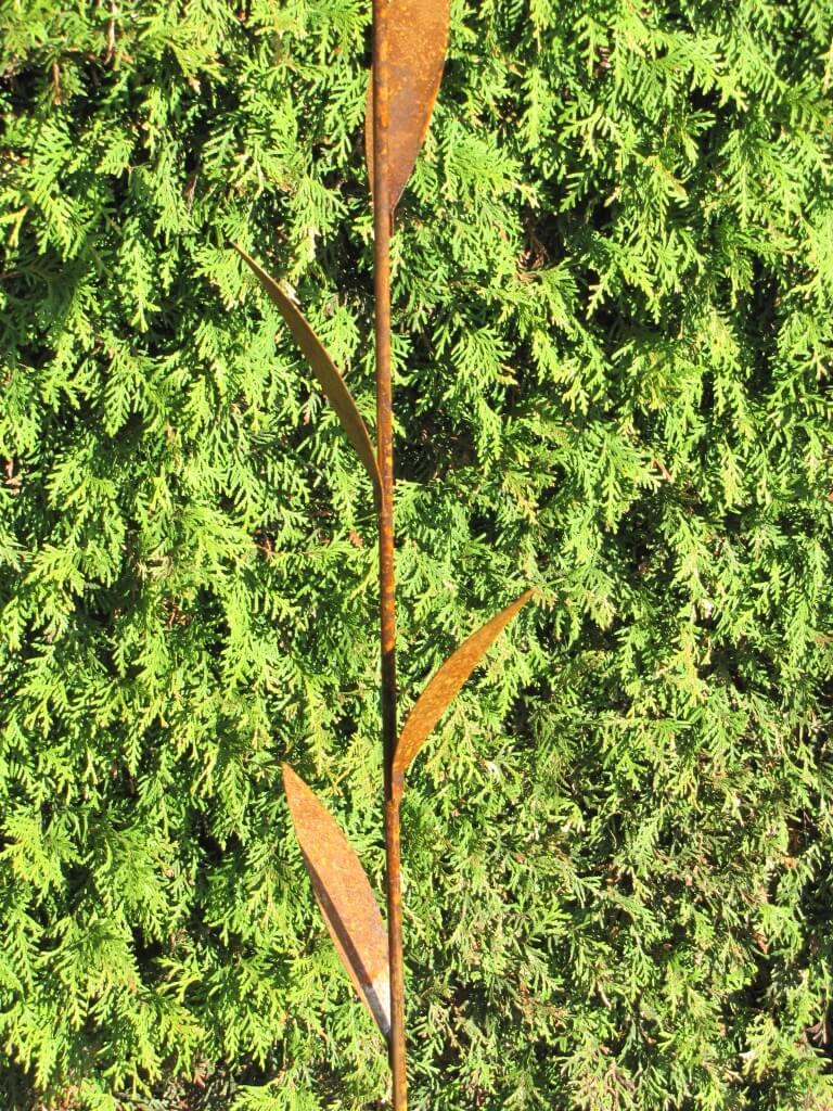 Edelrost Blume Elsa, 130 cm - Angels Garden Dekoshop