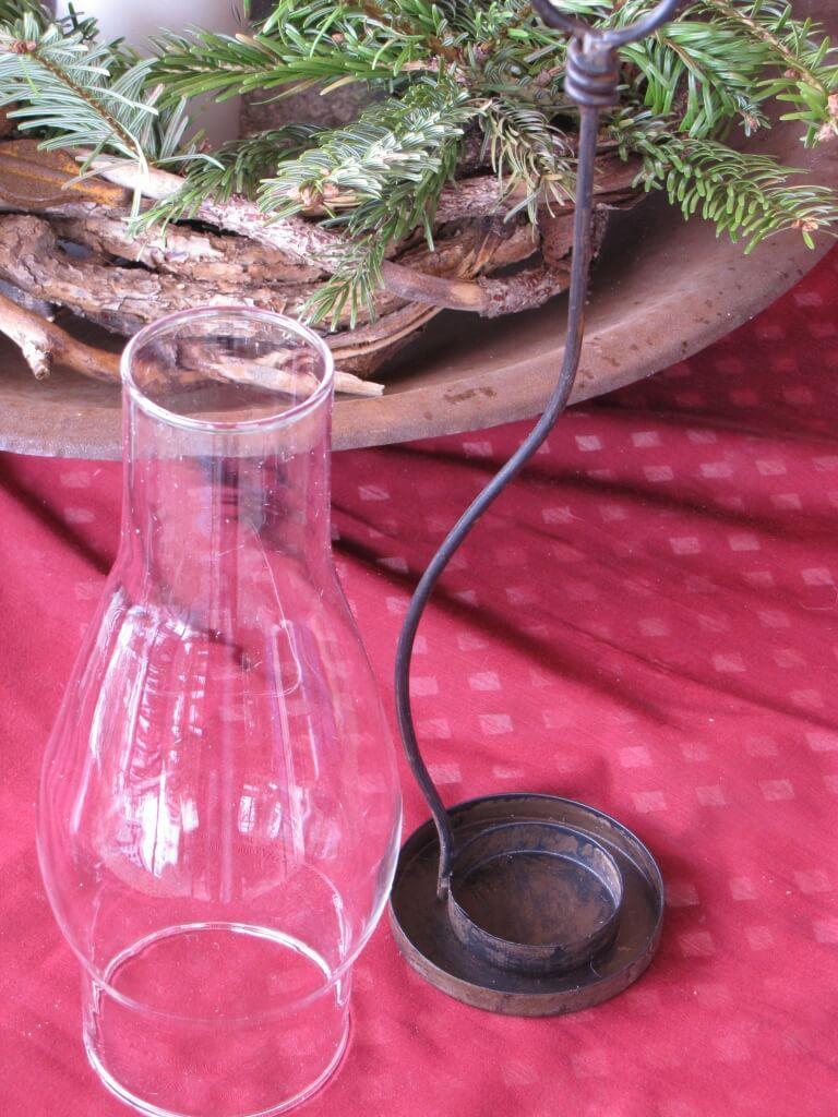 Metall windlicht snello inkl glaseinsatz rostoptik for Windlicht rostoptik