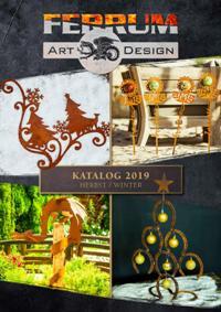 Katalog Ferrum Art 2019